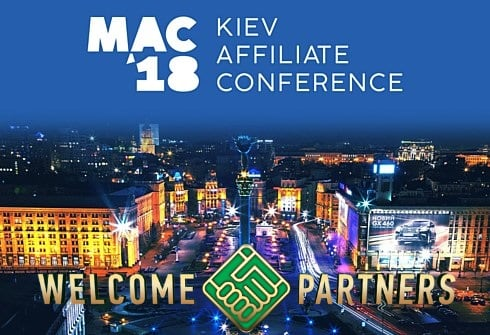 Партнерка WelcomePartners на МАС Kiev Affiliate Conference